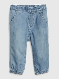 Baby Jersey-Lined Joggers