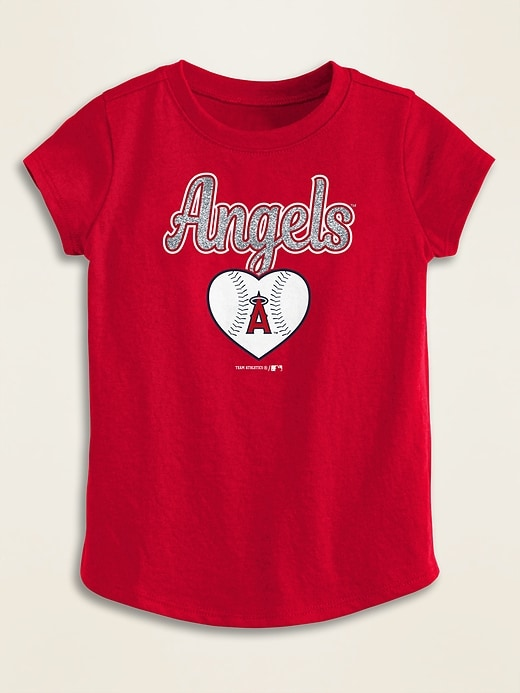 MLB&#174 Team-Graphic Tee for Toddler Girls