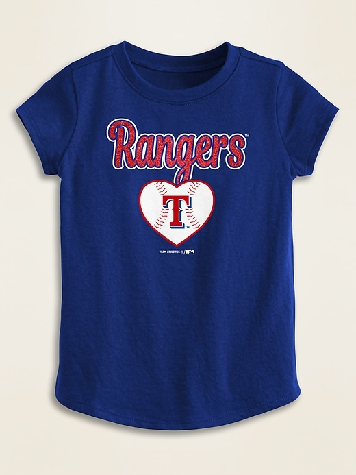 MLB&#174 Team-Graphic Tee for Toddler Girls
