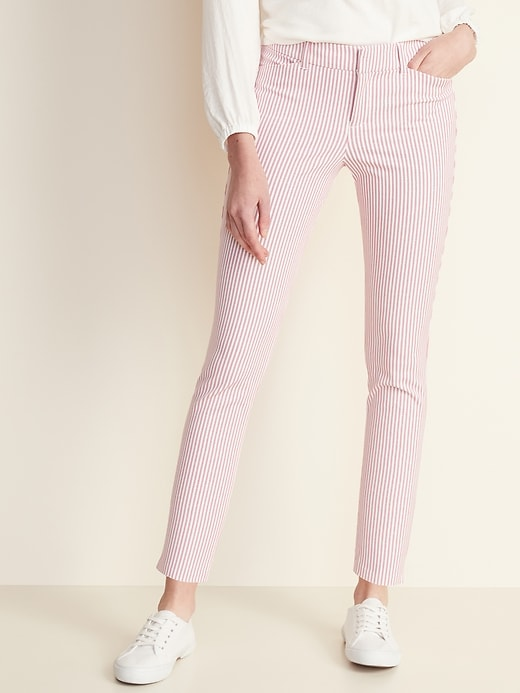 All-New Mid-Rise Pixie Ankle Pants for Women