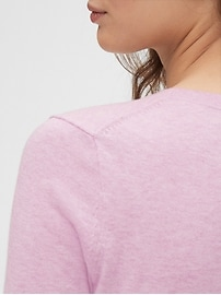 Crewneck Sweater in Modal