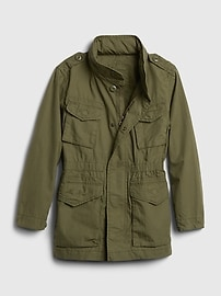 Kids Fatigue Jacket