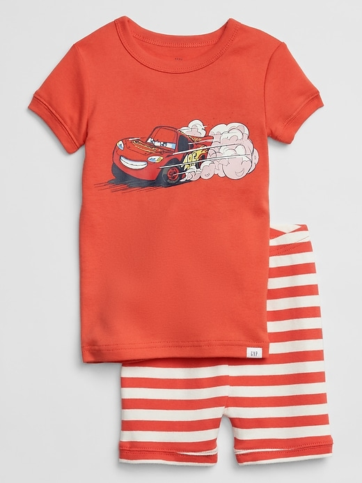 babyGap &#124 Disney Cars Short PJ Set