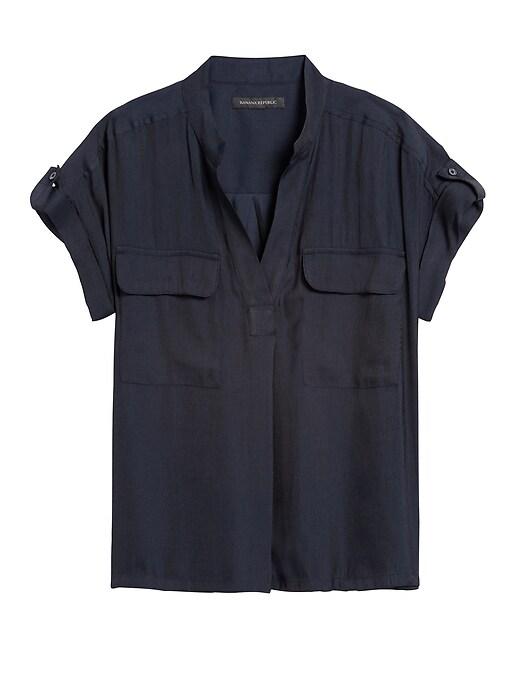 Boxy Safari Shirt