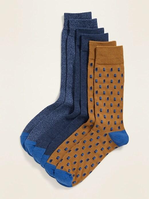 Printed Socks 3-Pack for Men