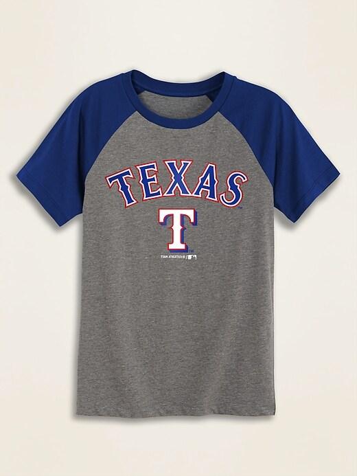 MLB® Team-Graphic Raglan Tee for Boys