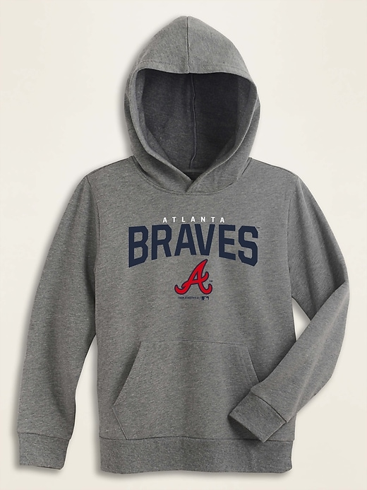 MLB&#174 Team-Graphic Pullover Hoodie for Boys