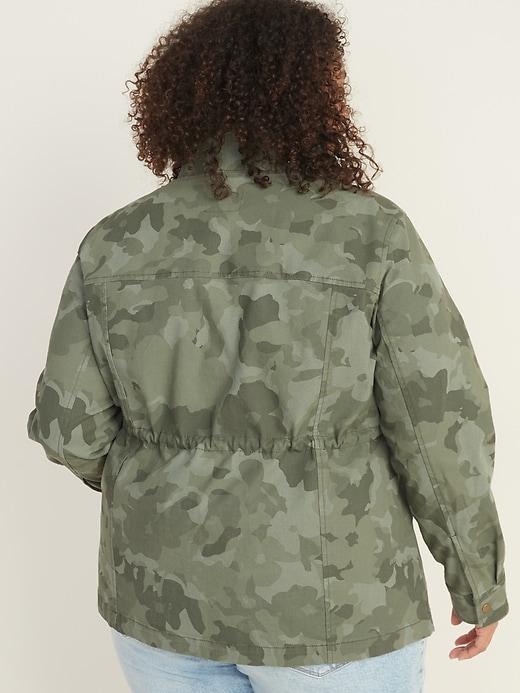Scout Utility Plus-Size Jacket