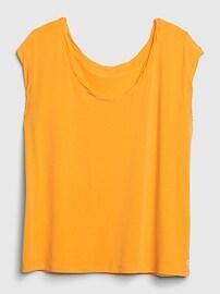 Gapfit Breathe T-Shirt with Twist Detail