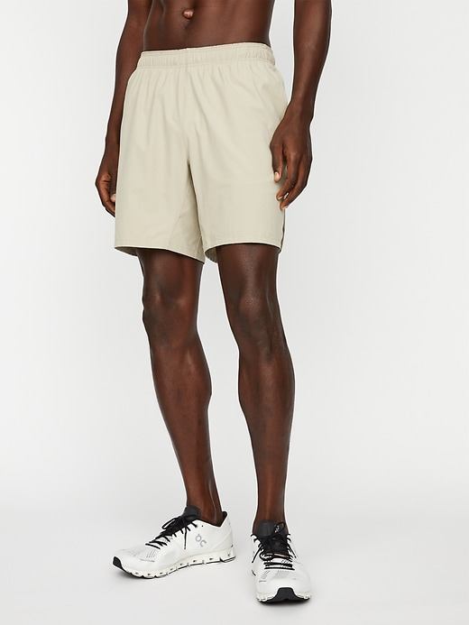 "7"" Perforated Run Short"