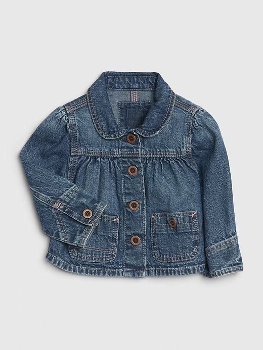 Baby Denim Chore Jacket