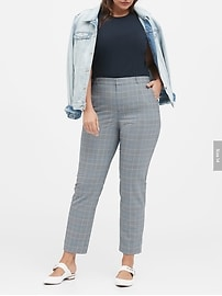 Ryan Slim Straight-Fit Washable Wool-Blend Pant