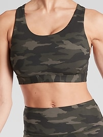 Ultimate Printed Bra D&#45DD