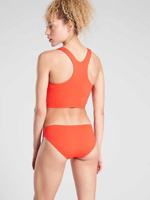 D&#45DD Conscious Crop Bikini Top