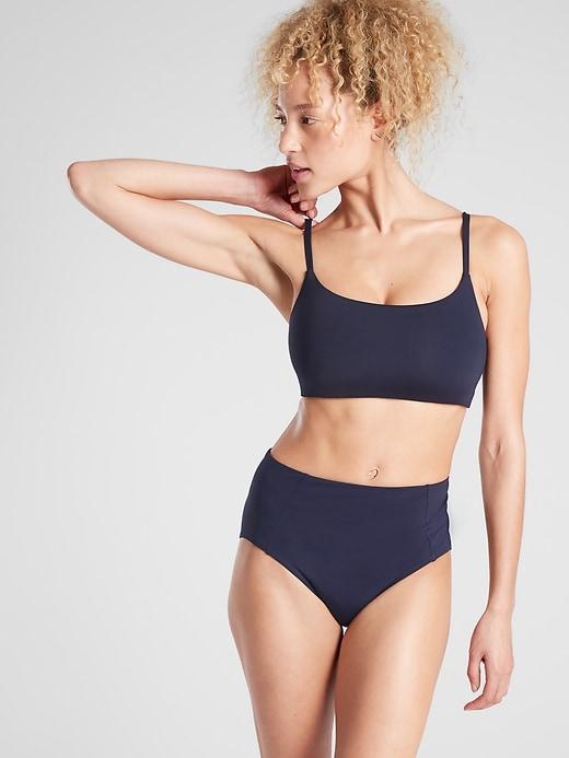 D&#45DD Scoop Bikini  Top