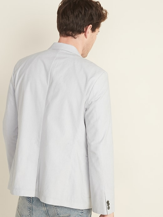 Built-In Flex Blazer for Men