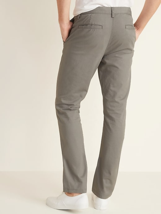 Slim Uniform Khakis for Men