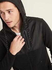 Go-H20 Water-Repellent Dynamic Fleece Zip Hoodie for Men
