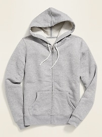 Relaxed Zip Hoodie for Women