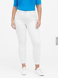Mid-Rise Skinny Jean