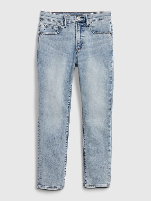 Kids Athletic Fit Jeans with Stretch