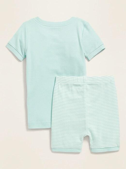 Mermaid Pajama Set for Toddler & Baby