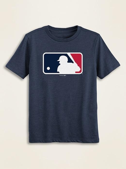 MLB&#174 Logo-Graphic Tee for Boys