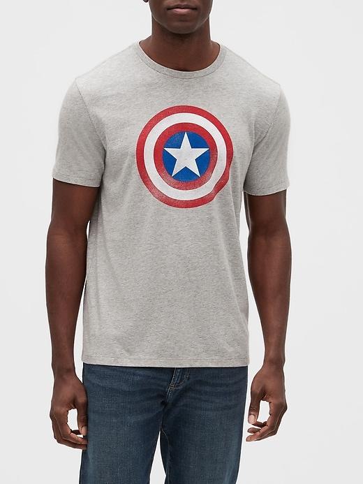 Marvel&#169 Graphic Short Sleeve T-Shirt
