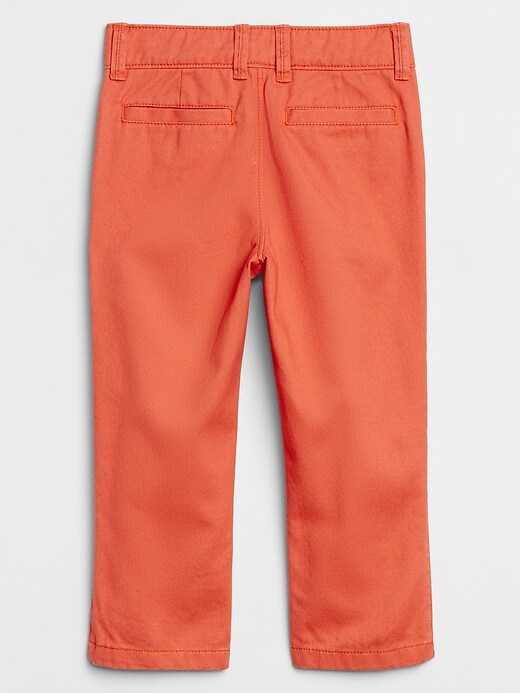 Toddler Khakis in Twill