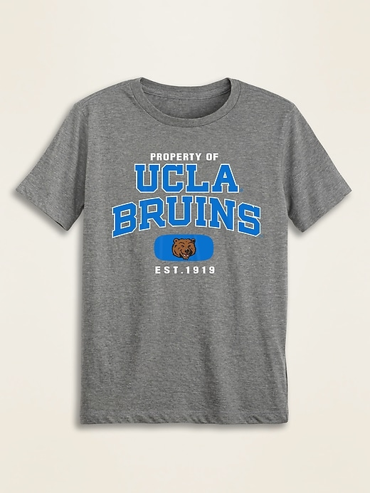 """""""Property Of"""" College Team Graphic Tee for Boys"""