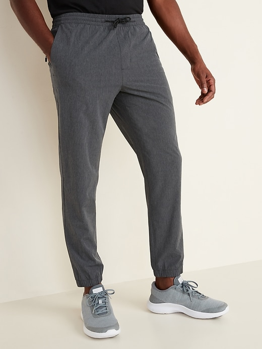 StretchTech Go-Dry Performance Joggers for Men
