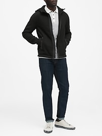 Polartec® Sweater Fleece Hoodie