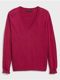 Shine V-Neck Sweater