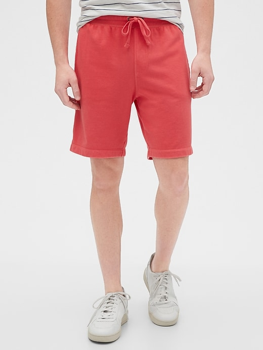 Jogger Shorts in French Terry