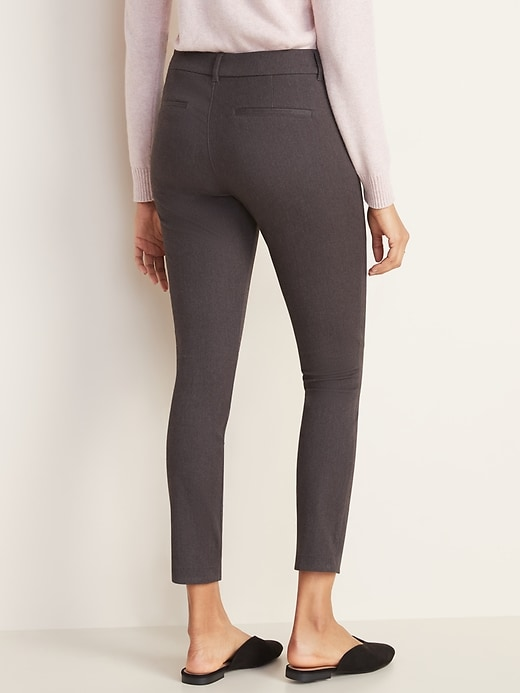 All-New High-Waisted Pixie Never-Fade Ankle Pants for Women