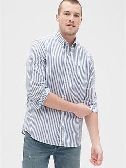 Gap Men's Stretch Poplin Shirt