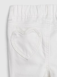 Toddler Jeggings in Stain Resistant