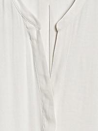Petite Dolman-Sleeve Shirt