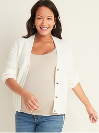 Maternity Fitted First-Layer Nursing Cami
