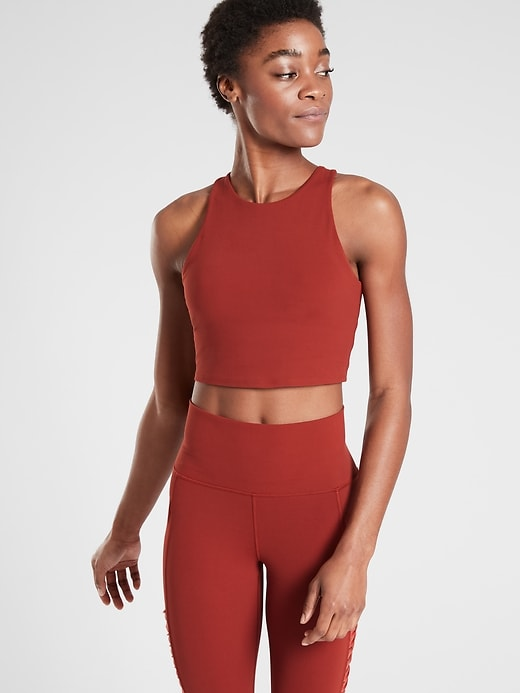 Conscious Twist Crop in Powervita&#153 A&#45C