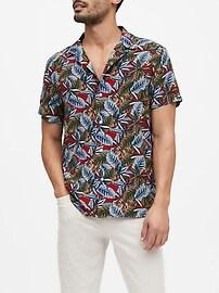 Slim Soft Resort Shirt