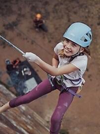 Athleta Girl Ready Set Racer Capri