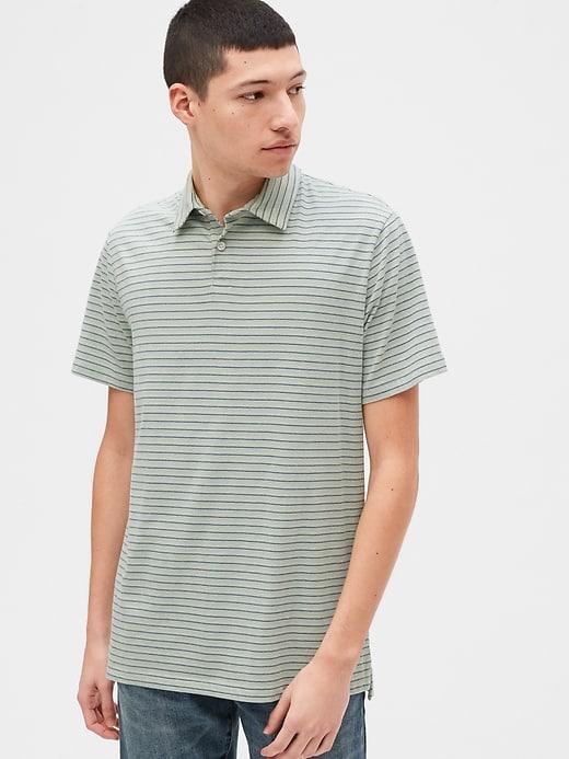 Vintage Soft Polo Shirt