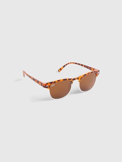 Kids Leopard Sunglasses