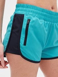 GapFit Colorblock Shorts