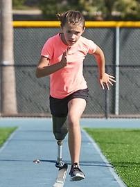 Athleta Girl Record Breaker 3&#34 Short