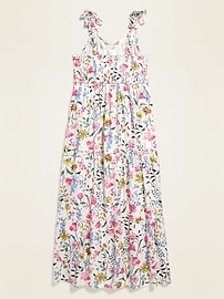 Tiered Maxi Dress for Girls