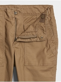Kids Tapered Utility Pants