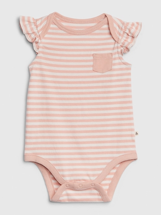 Cache-couche en coton biologique pour bébé