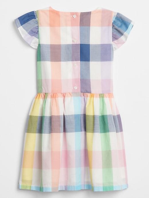 Toddler Plaid Dress